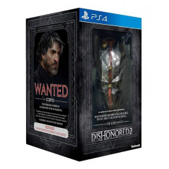 DISHONORED 2 COLLECTOR EDITION PS4 UK NEW