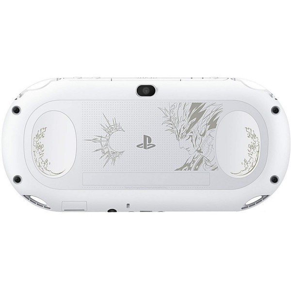 CONSOLE PSVITA SLIM LIMITED EDITION SAGA: SCARLET GRACE JASHIN EDITION WHITE JPN NEW