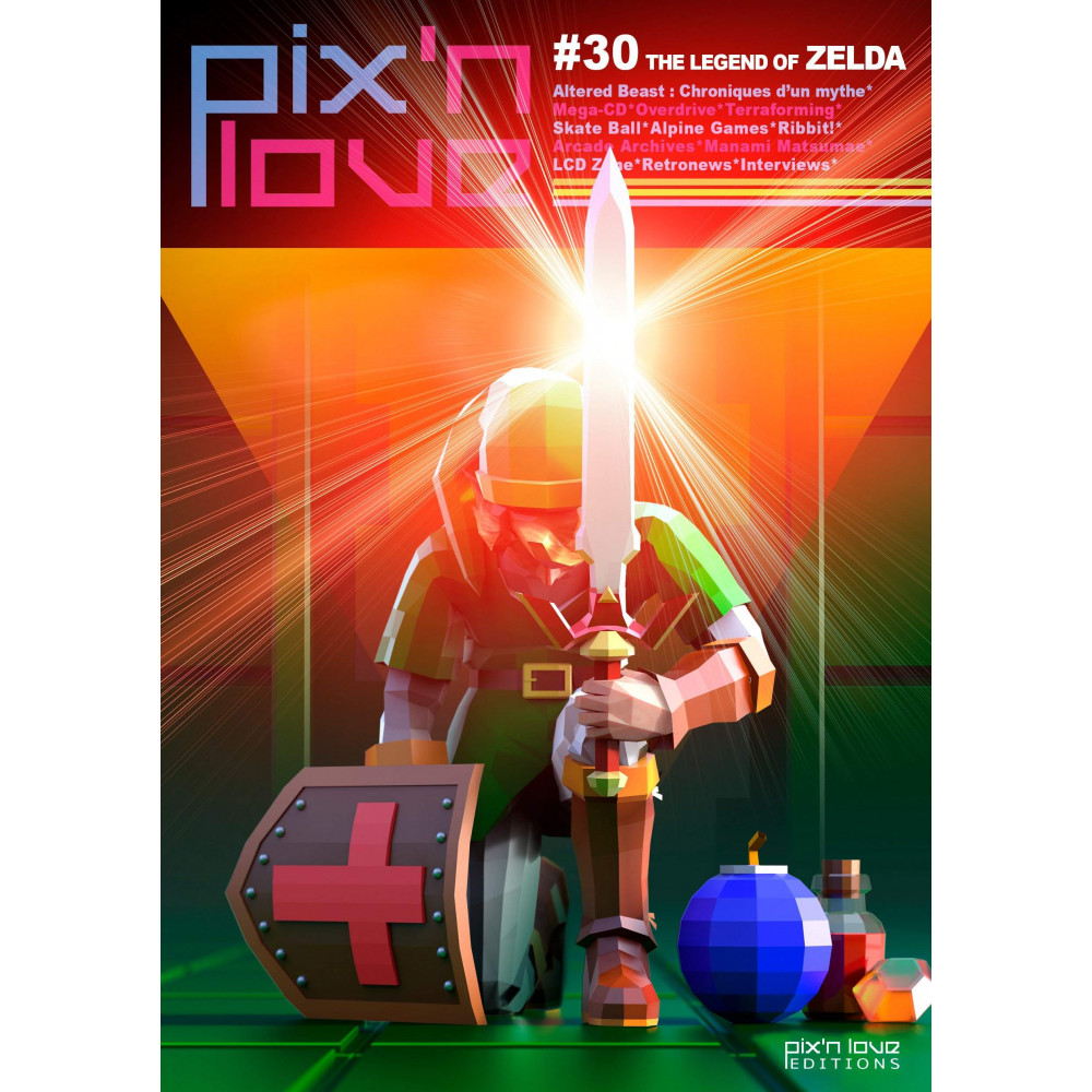 PIX N LOVE 30 THE LEGEND OF ZELDA NEW