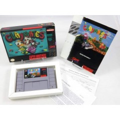 CLAYMATES (IMPORT FR) SNES NTSC-USA OCCASION