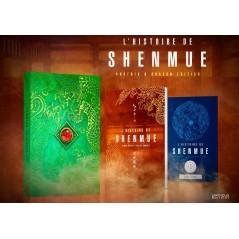L HISTOIRE DE SHENMUE PHOENIX AND DRAGON EDITION FRANCAIS NEW
