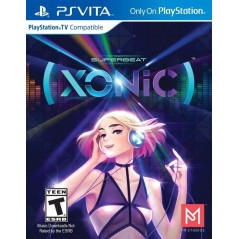 SUPERBEAT XONIC PSVITA USA NEW