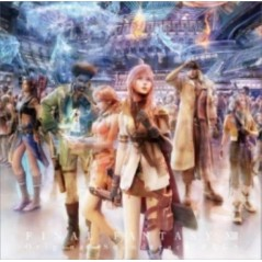 OST FINAL FANTASY XIII JPN OCCASION