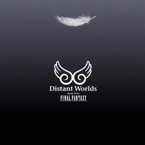 OST FINAL FANTASY DISTANT WORLD ASIA OCCASION
