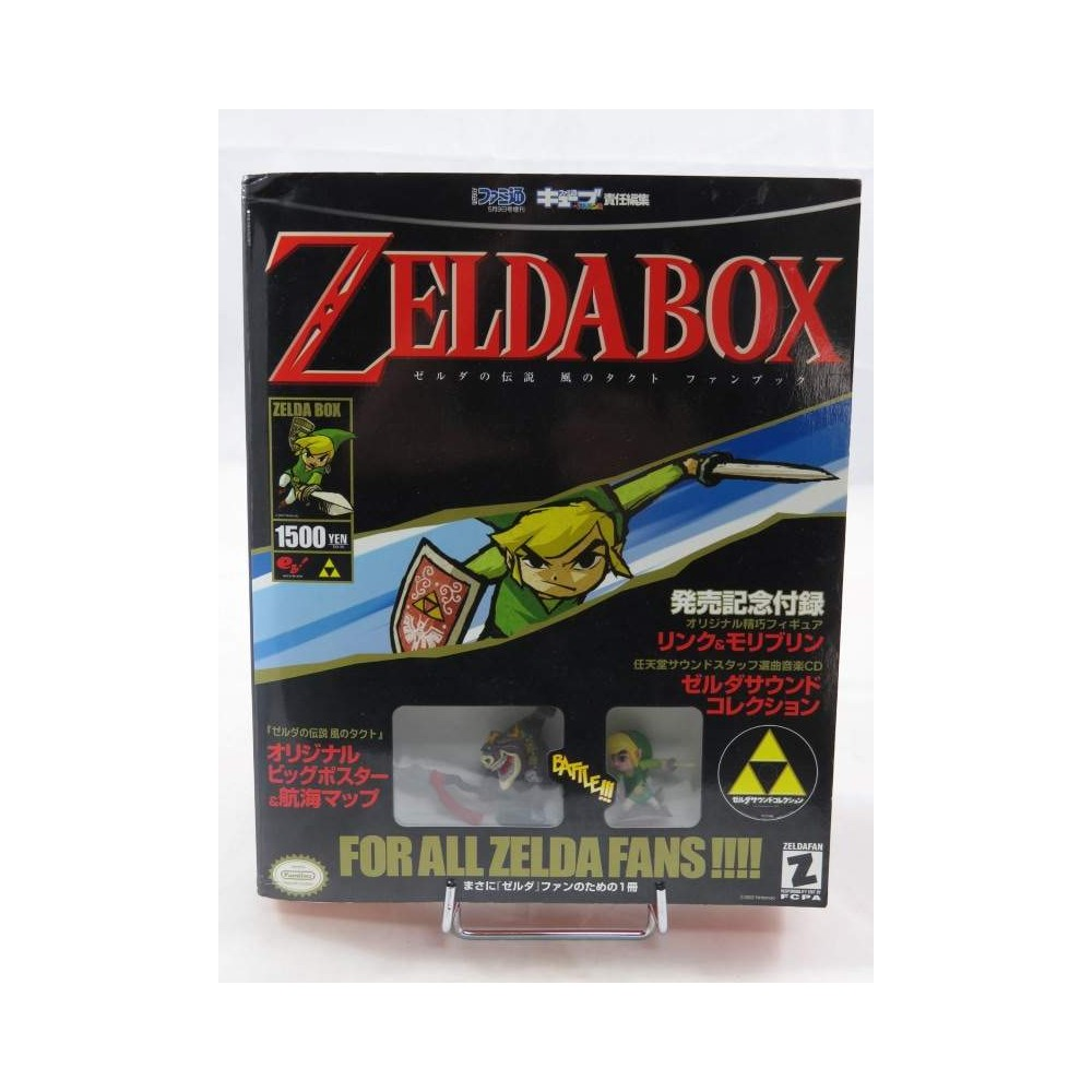 ZELDA BOX THE WINDWAKER JPN OCCASION