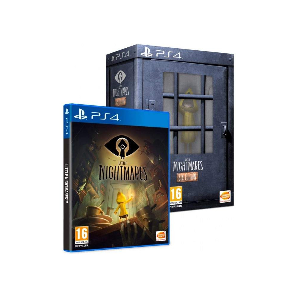 LITTLE NIGHTMARES SIX EDITION PS4 FR NEW