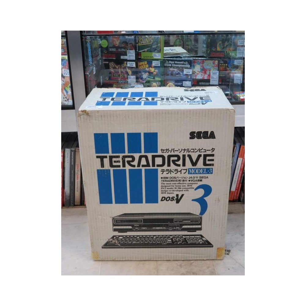 CONSOLE / PC SEGA TERADRIVE MODEL 3 HTR-2002 DOS/V MEGADRIVE NTSC-JPN OCCASION