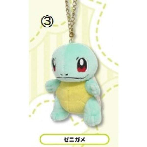 PELUCHE POKEMON ALL STAR COLLECTION MASCOT SQUIRTLE JPN NEW