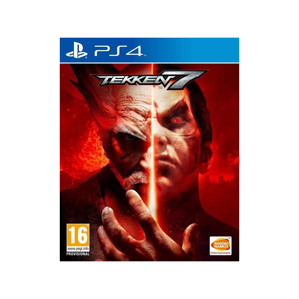 TEKKEN 7 PS4 FR NEW