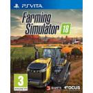 FARMING SIMULATOR 18 PSVITA FR NEW
