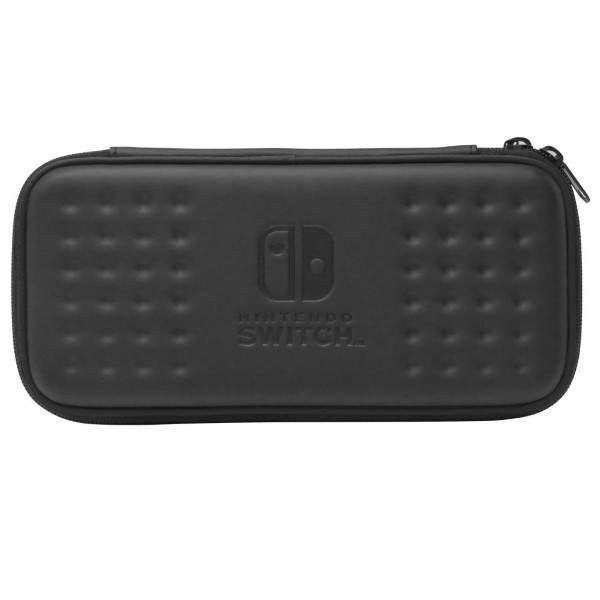 TOUGH POUCH BLACK HORI SWITCH NEW