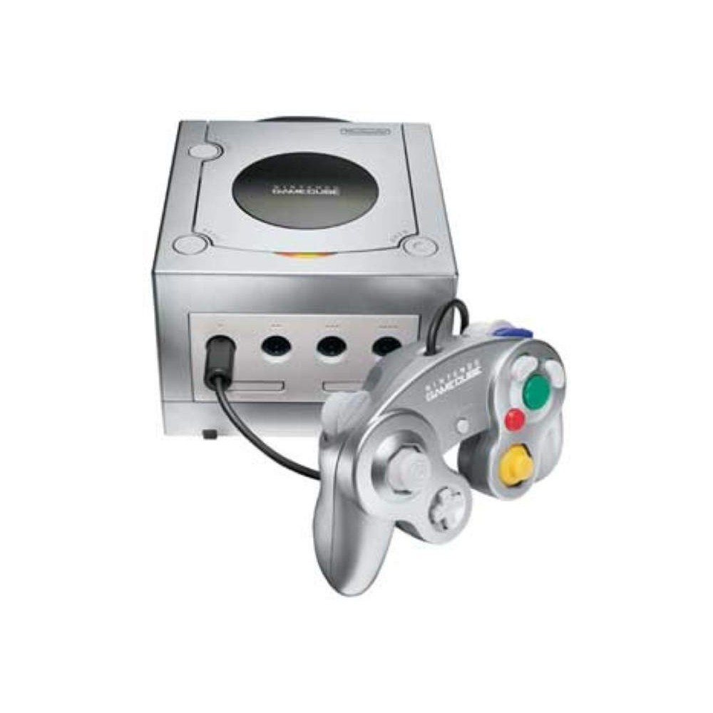 CONSOLE GAMECUBE SILVER PAL-EURO OCCASION