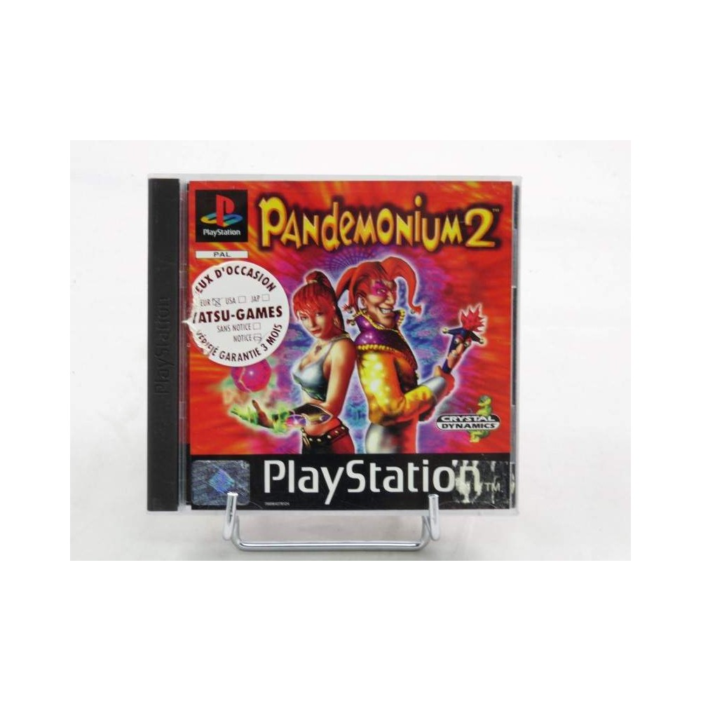PANDEMONIUM 2 PS1 PAL-EURO OCCASION