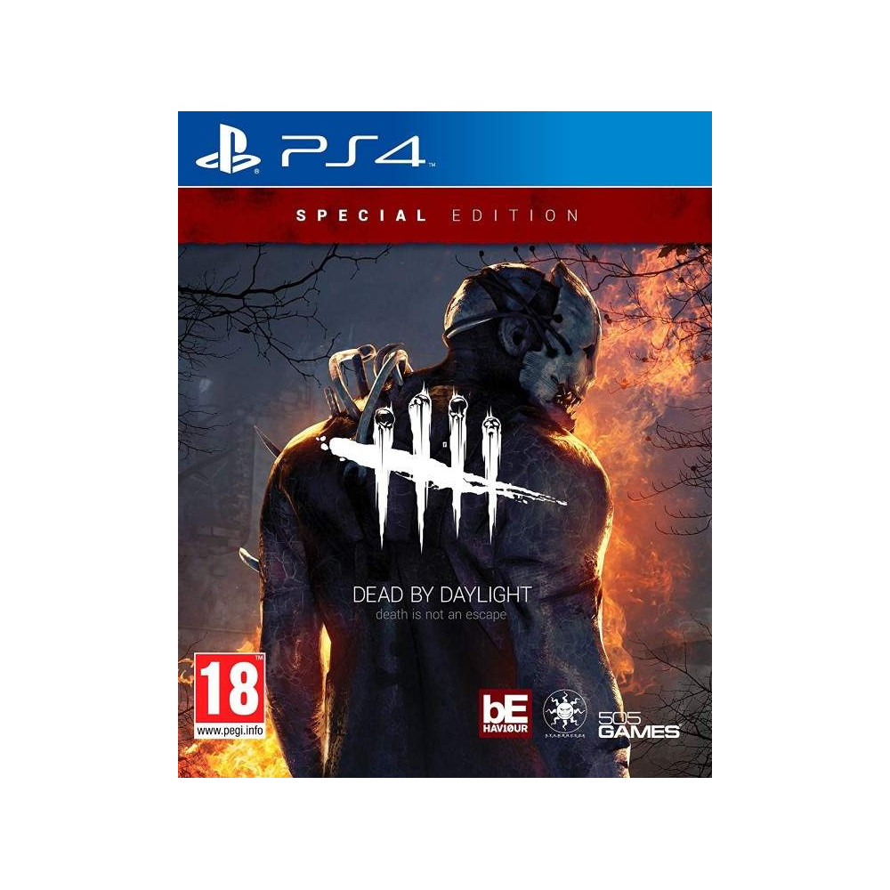 DEAD BY DAYLIGHT SPECIAL EDITION PS4 UK NEW