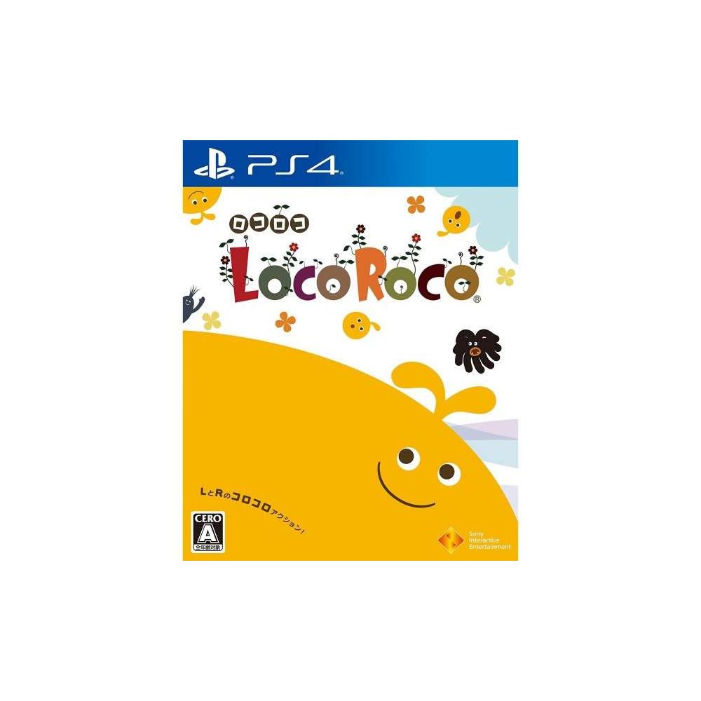 LOCOROCO PS4 JPN NEW