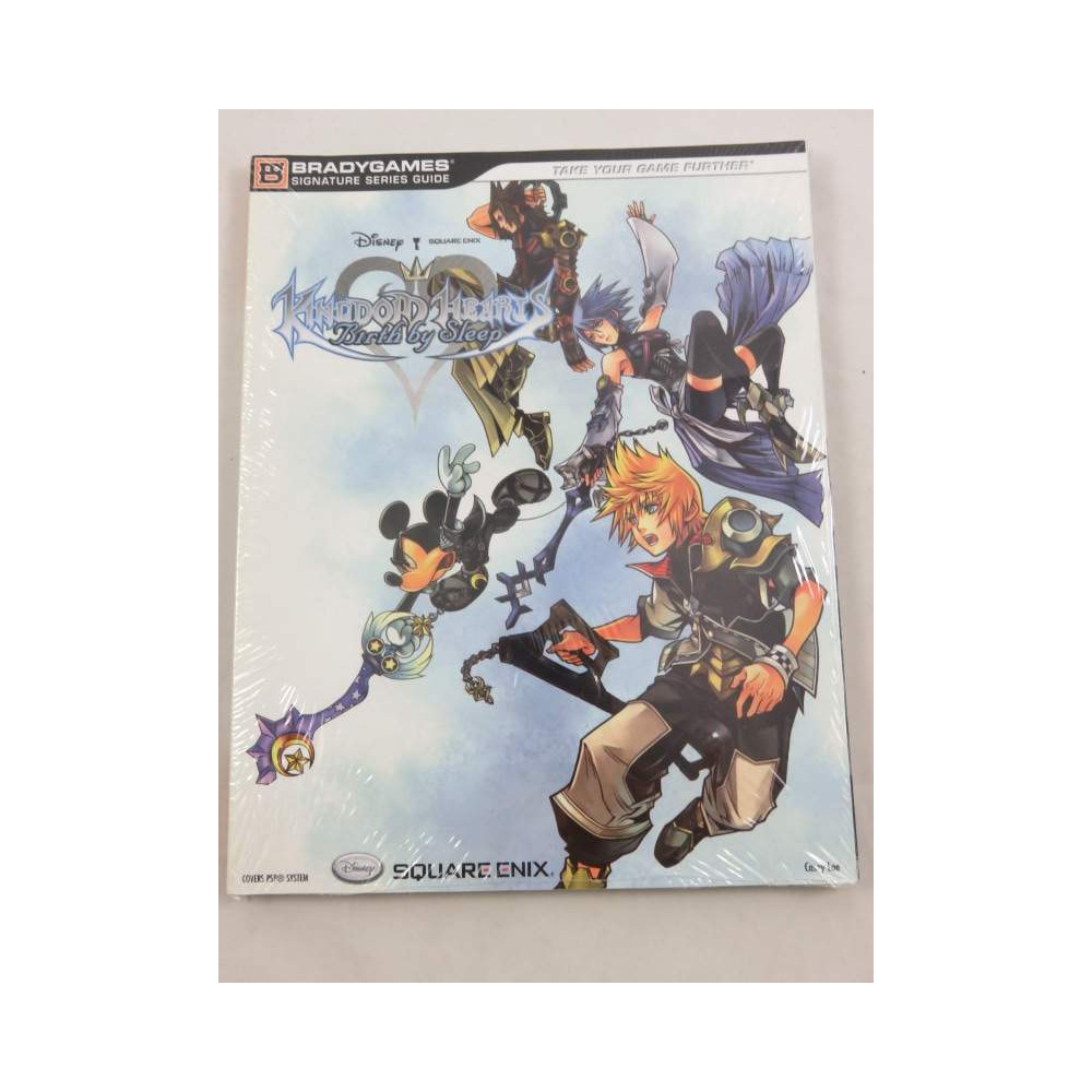 GUIDE KINGDOM HEARTS BIRTH BY SLEEP USA OCCASION