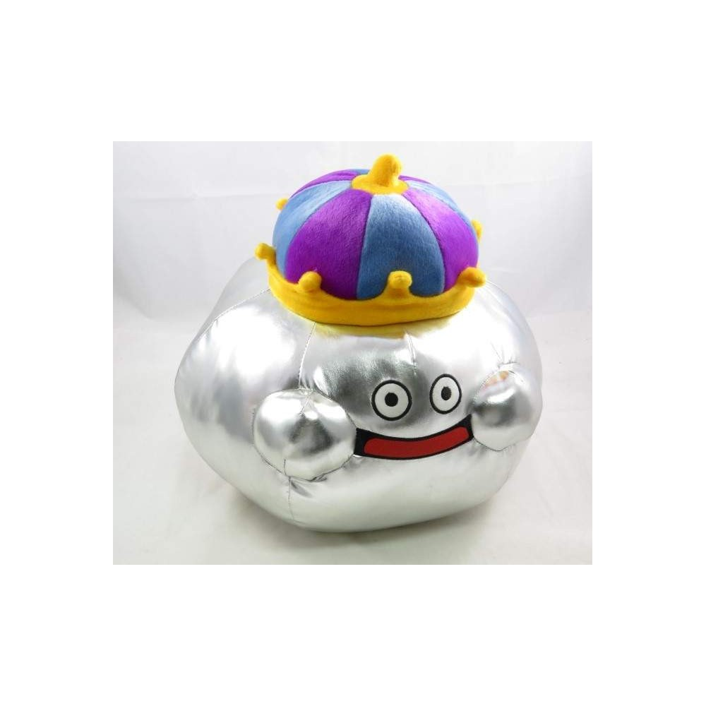 PELUCHE DRAGON QUEST SLIM METAL KING TAILLE L NEW
