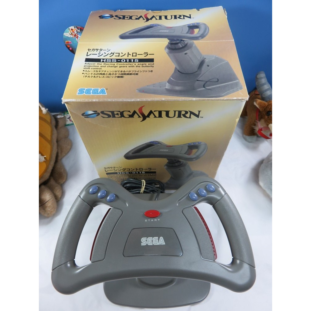 RACING CONTROLLER SATURN JPN OCCASION