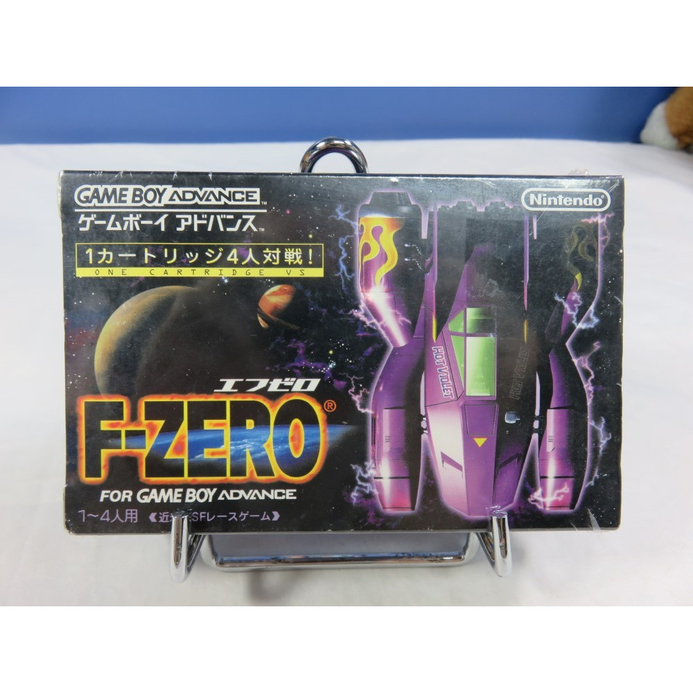F-ZERO GAMEBOY ADVANCE NTSC-JPN NEW