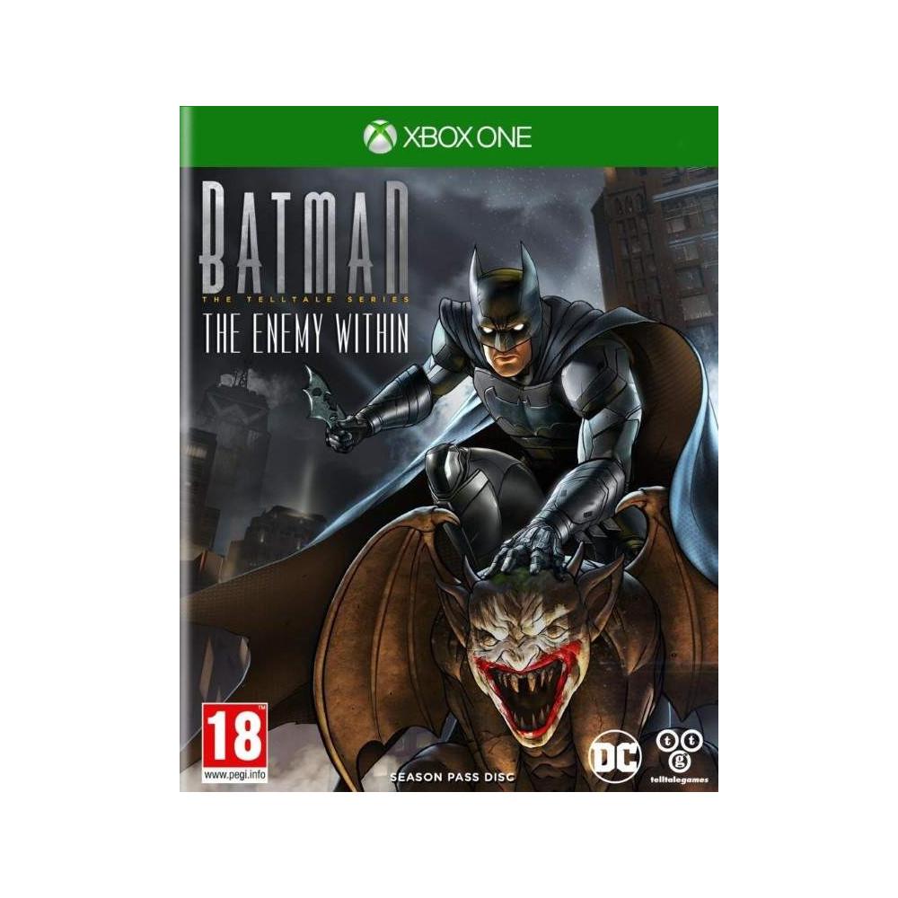 BATMAN L ENNEMI INTERIEUR THE TELLTALE SERIES XBOX ONE FR OCCASION