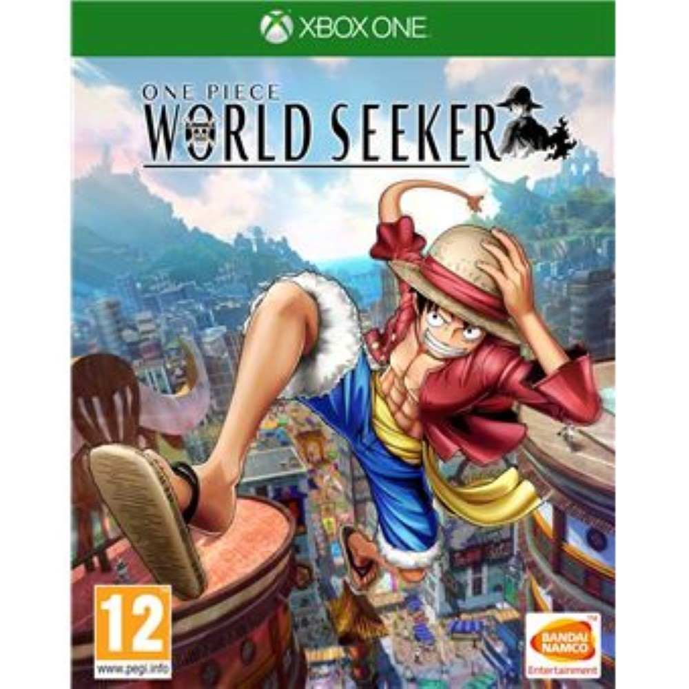 ONE PIECE WORLD SEEKER XBOX ONE UK OCCASION