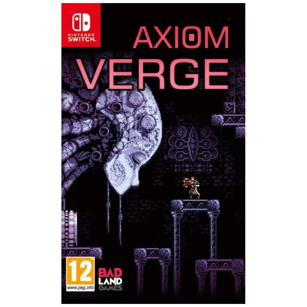 AXIOM VERGE SWITCH UK OCCASION