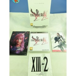 FINAL FANTASY XIII-2 EDITION COLLECTOR PS3 FR OCCASION