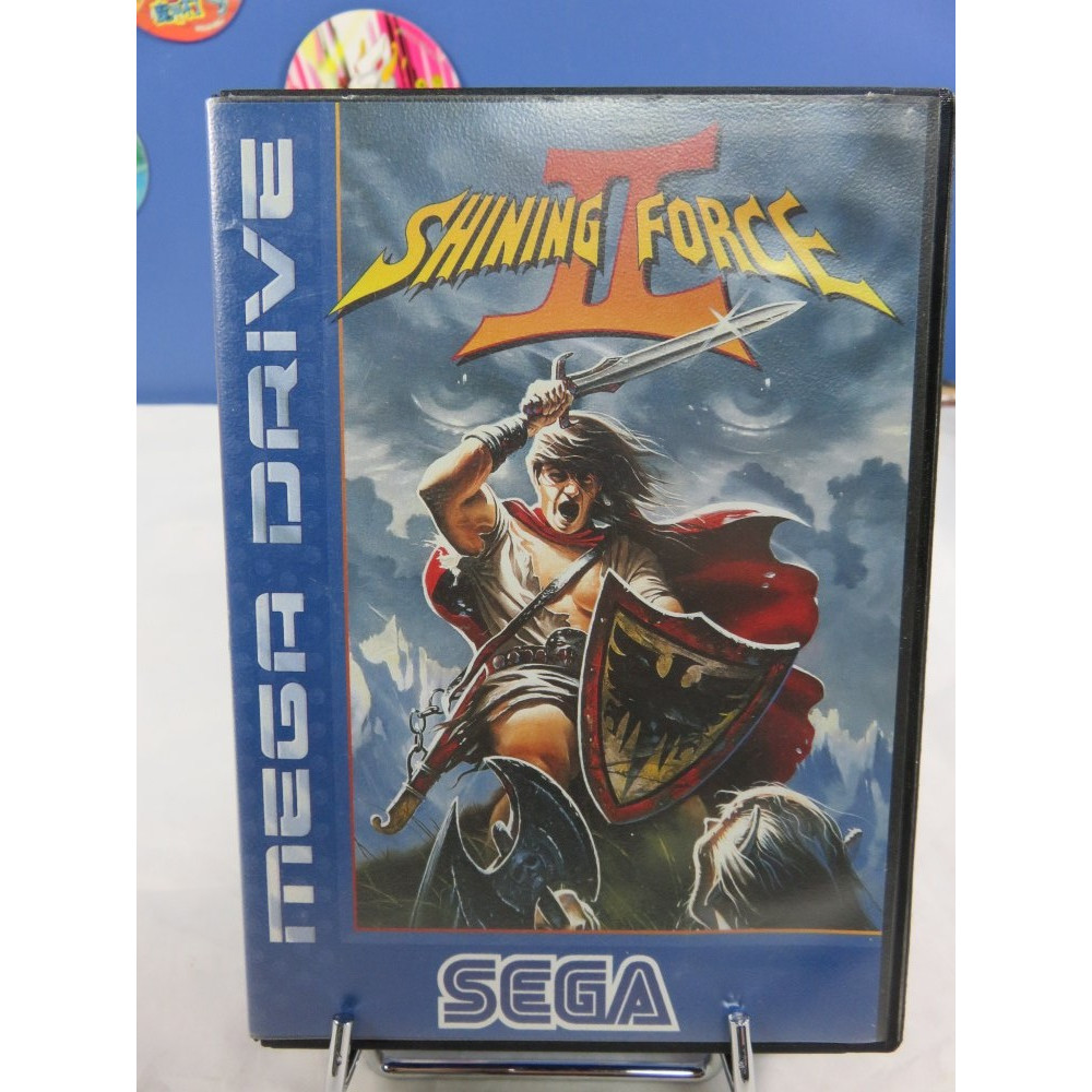 SHINING FORCE 2 MEGADRIVE PAL-EURO OCCASION
