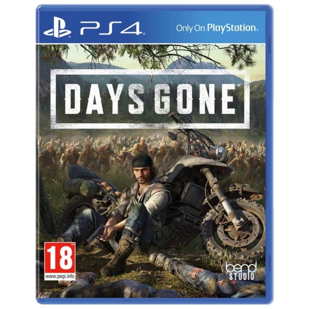 DAYS GONE PS4 UK AVEC TEXTE EN FRANCAIS OCCASION