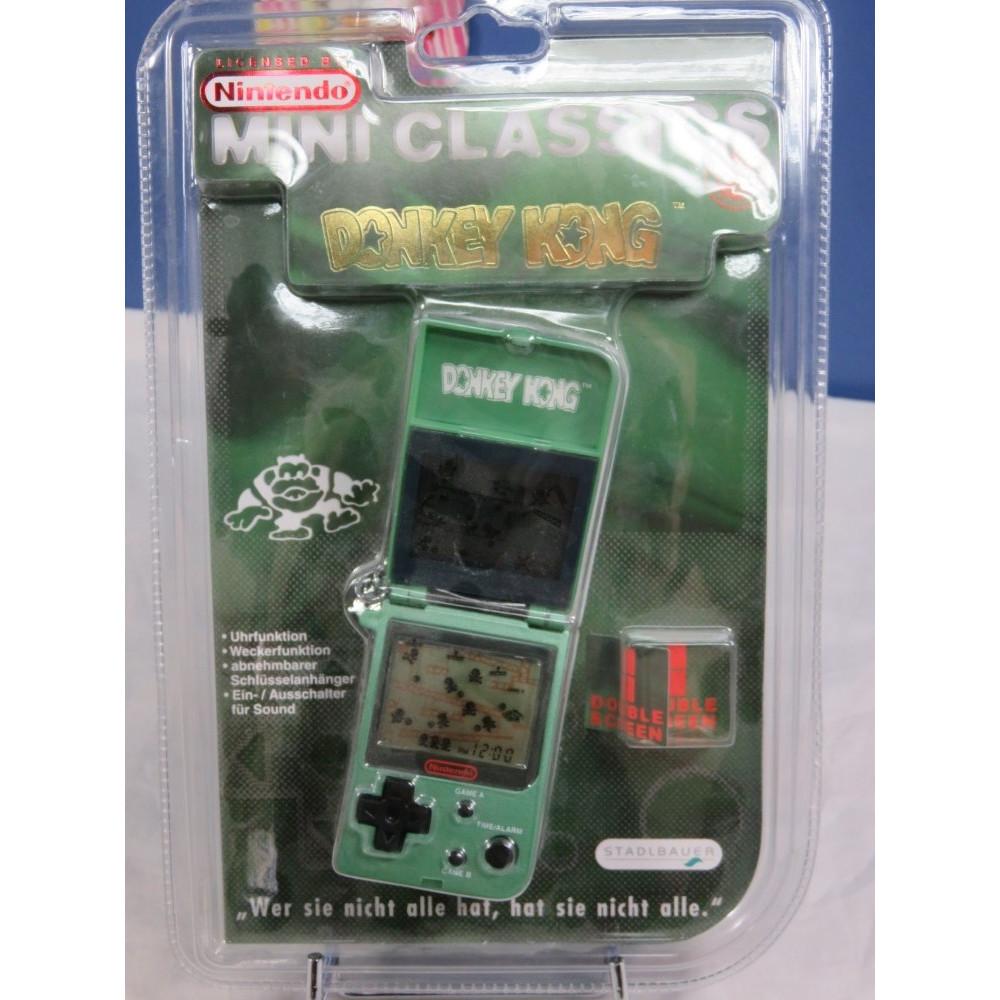 GAME & WATCH DONKEY KONG (MINI CLASSICS 1998) EURO NEW
