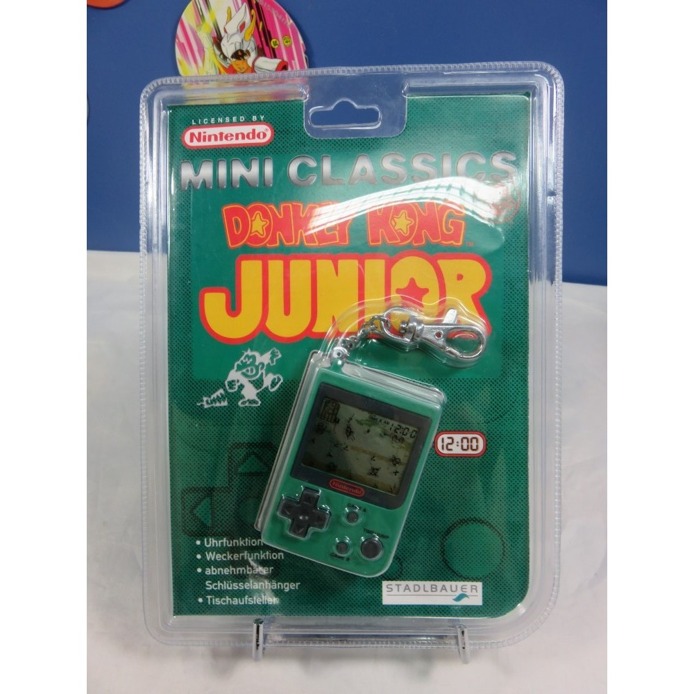 GAME & WATCH DONKEY KONG JUNIOR (MINI CLASSICS 1998) EURO NEW