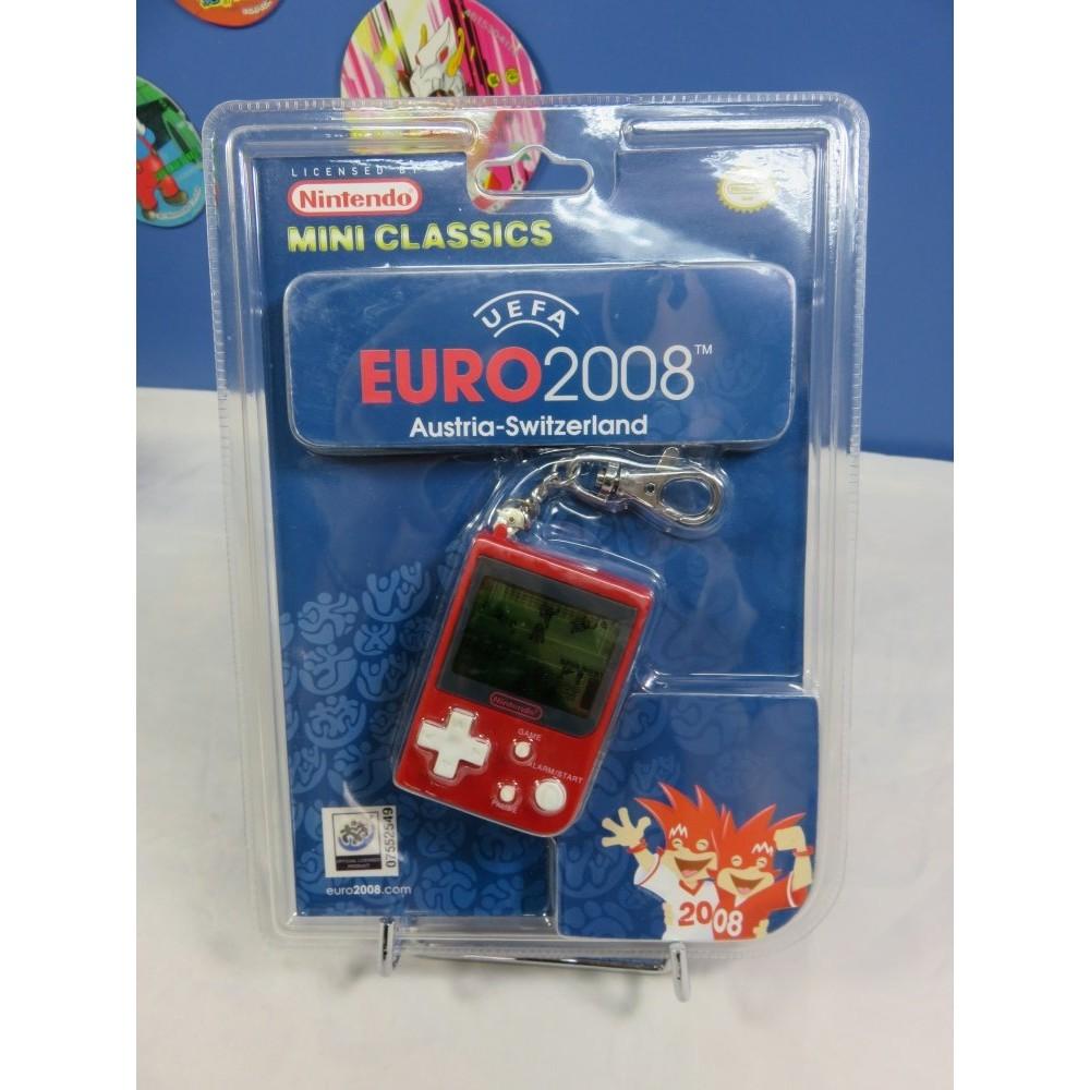 GAME & WATCH UEFA EURO 2008 (MINI CLASSICS) EURO EXCLUE RARE NEW