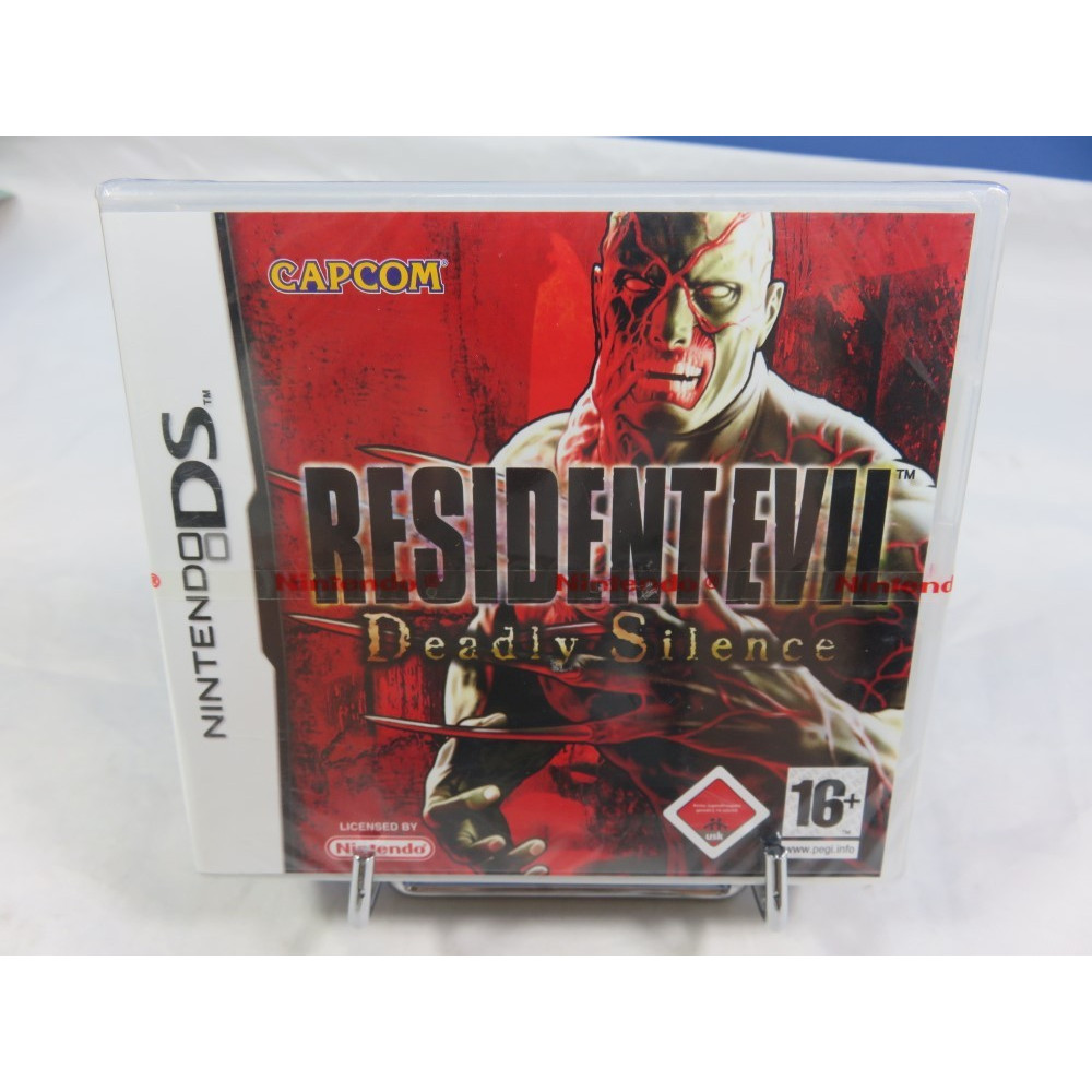 RESIDENT EVIL DEADLY SILENCE NDS EURO FR NEW