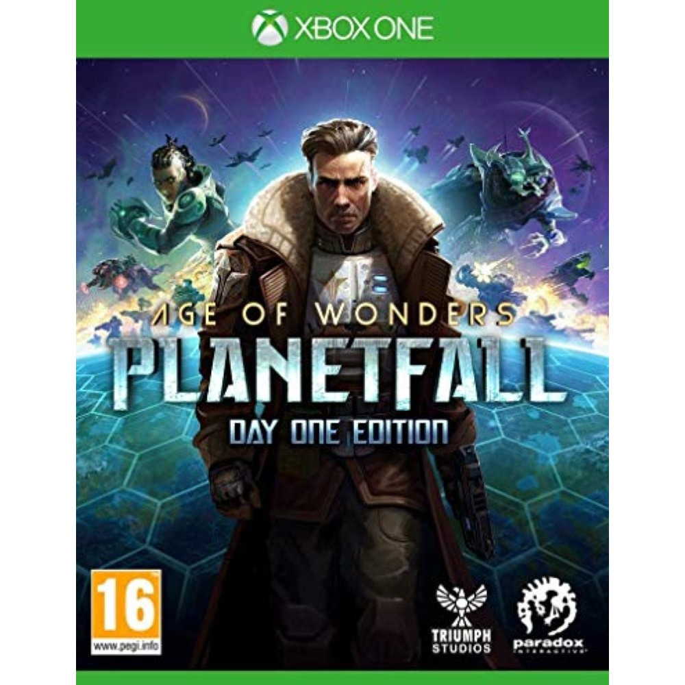 AGE OF WONDERS PLANETFALL DAY ONE XONE FR NEW