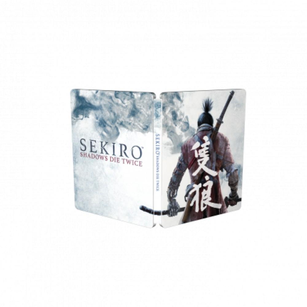 SEKIRO STEELBOOK EDITION EURO OCCASION