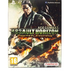 ACE COMBAT ASSAULT HORIZON (LIMITED EDITION) PS3 FR OCCASION