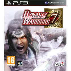 DYNASTY WARRIORS 7 PS3 FR OCCASION