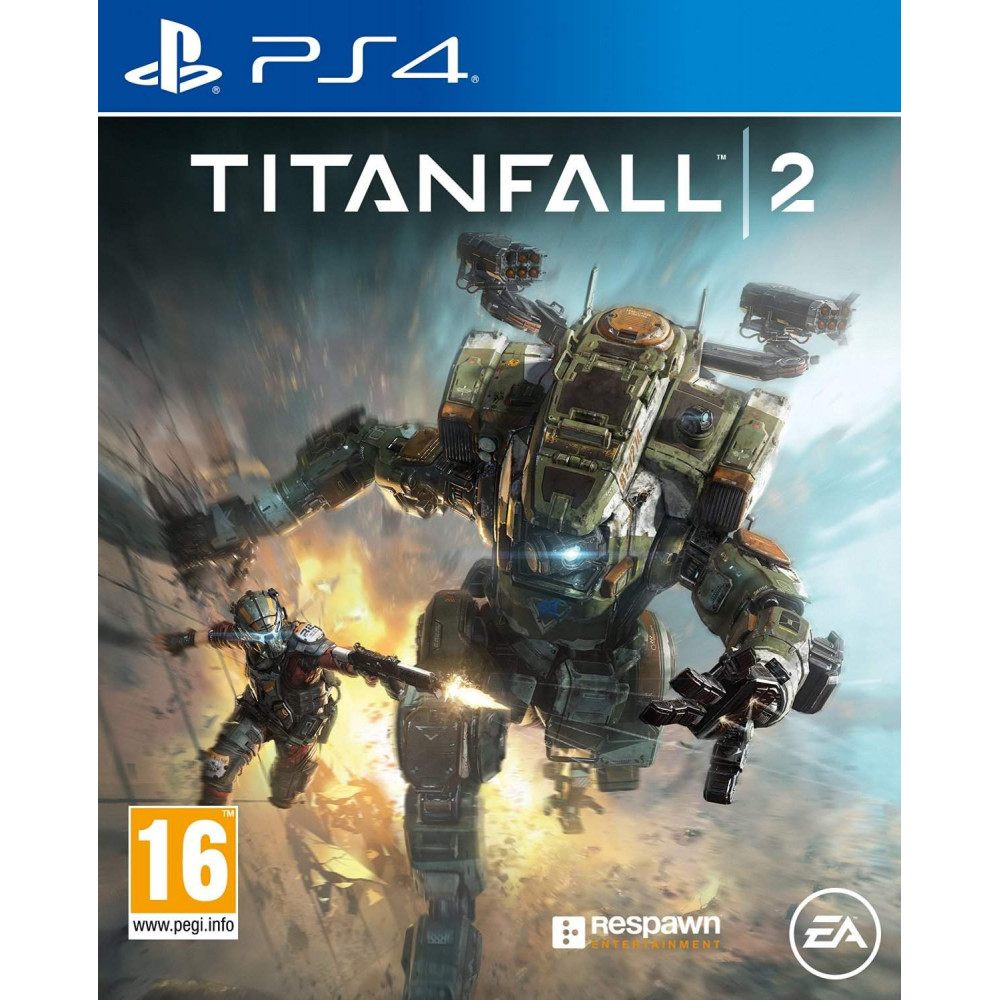TITANFALL 2 PS4 ANGLAIS OCCASION