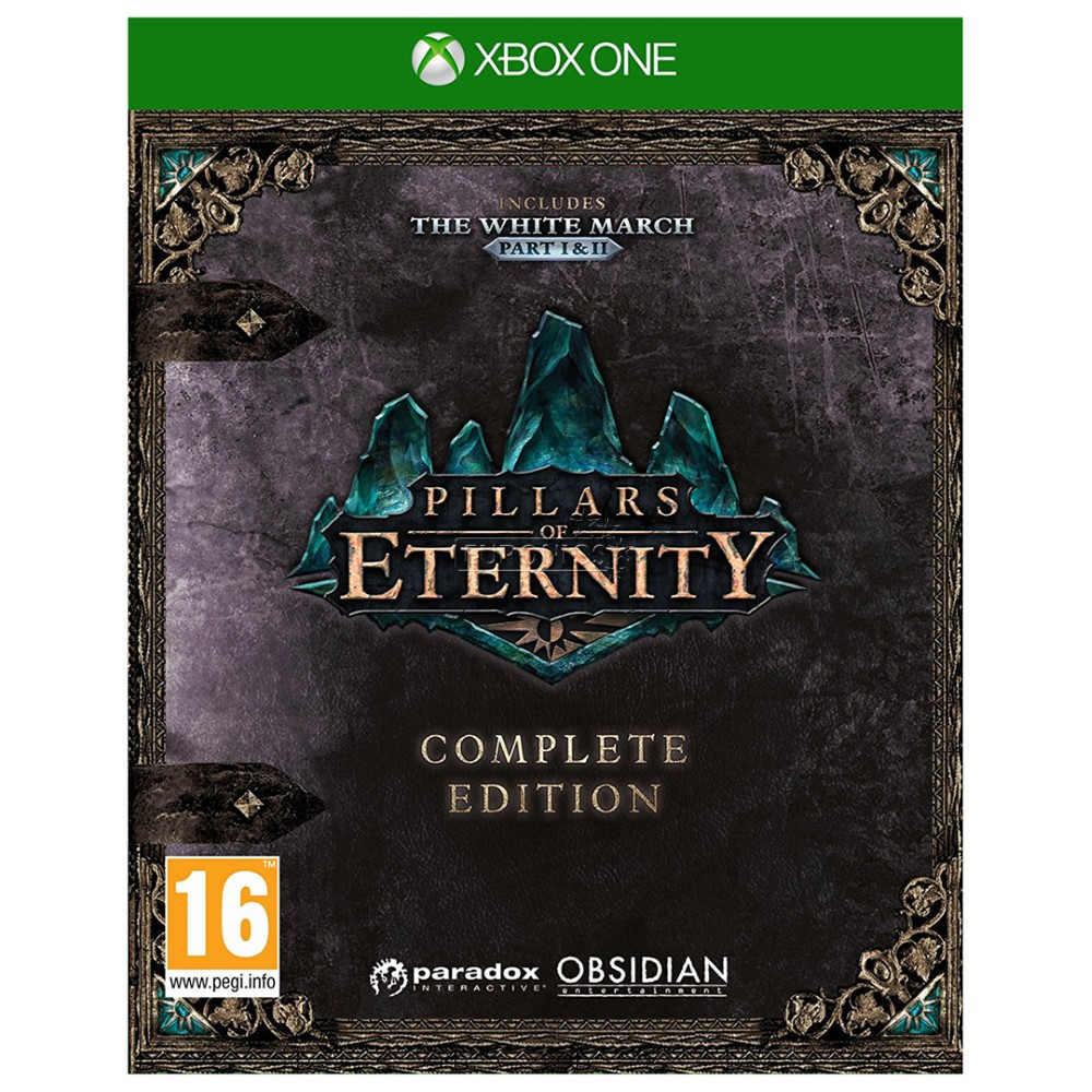 PILLARS OF ETERNITY COMPLETE EDITION XBOX ONE FR OCCASION