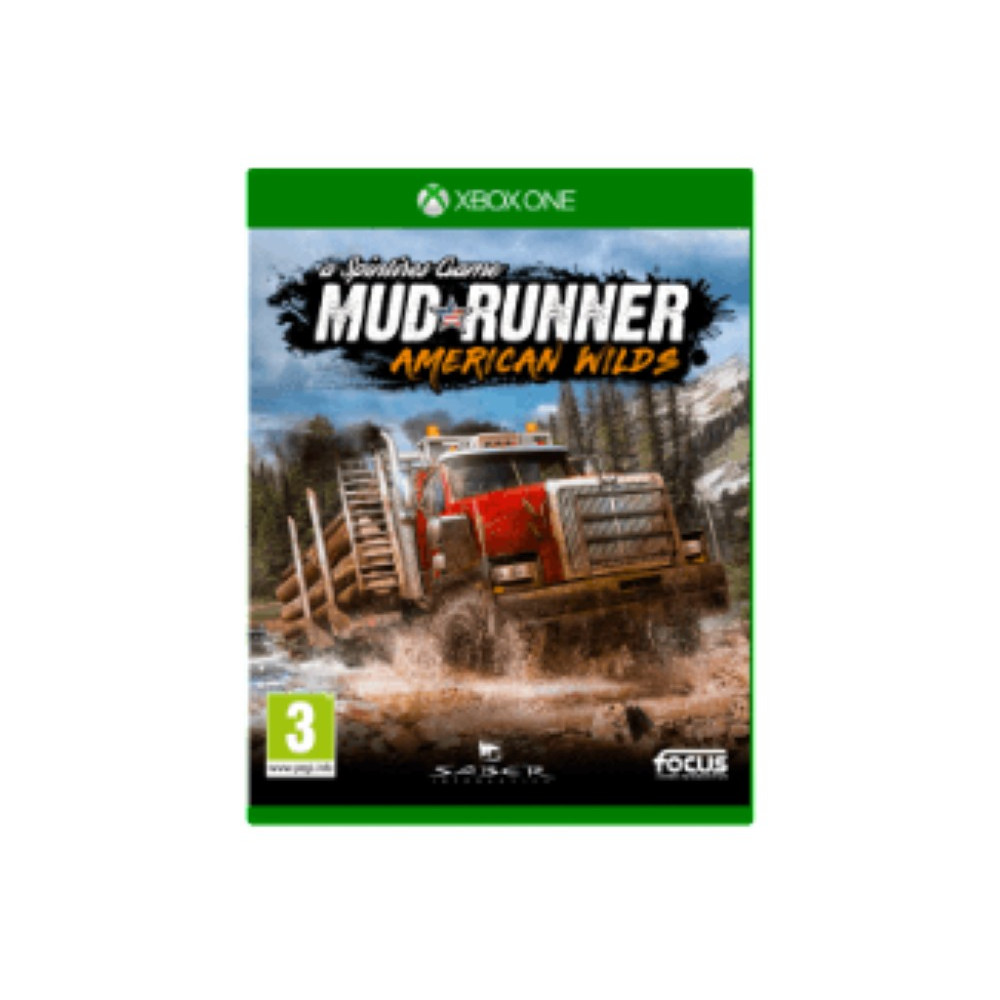 MUD RUNNER AMERICAN WILD XBOX ONE OCCASION