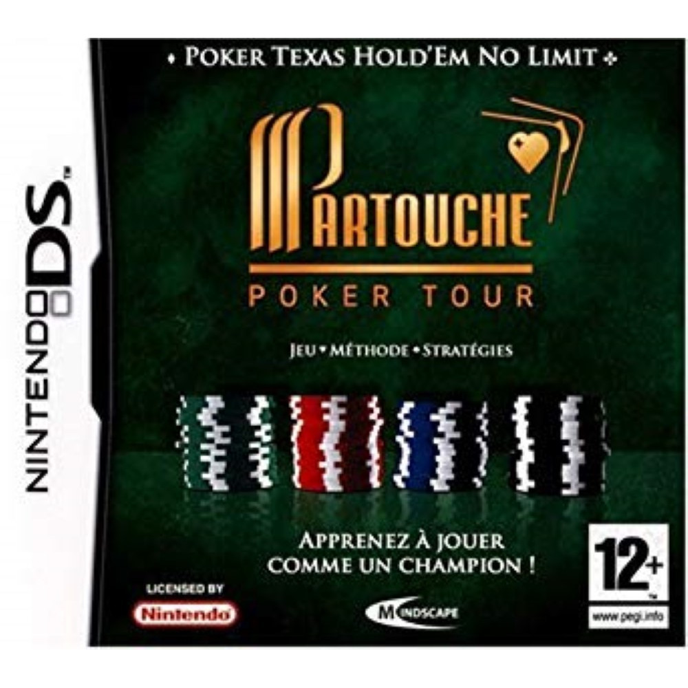PARTOUCHE POKER TOUR NDS FR OCCASION