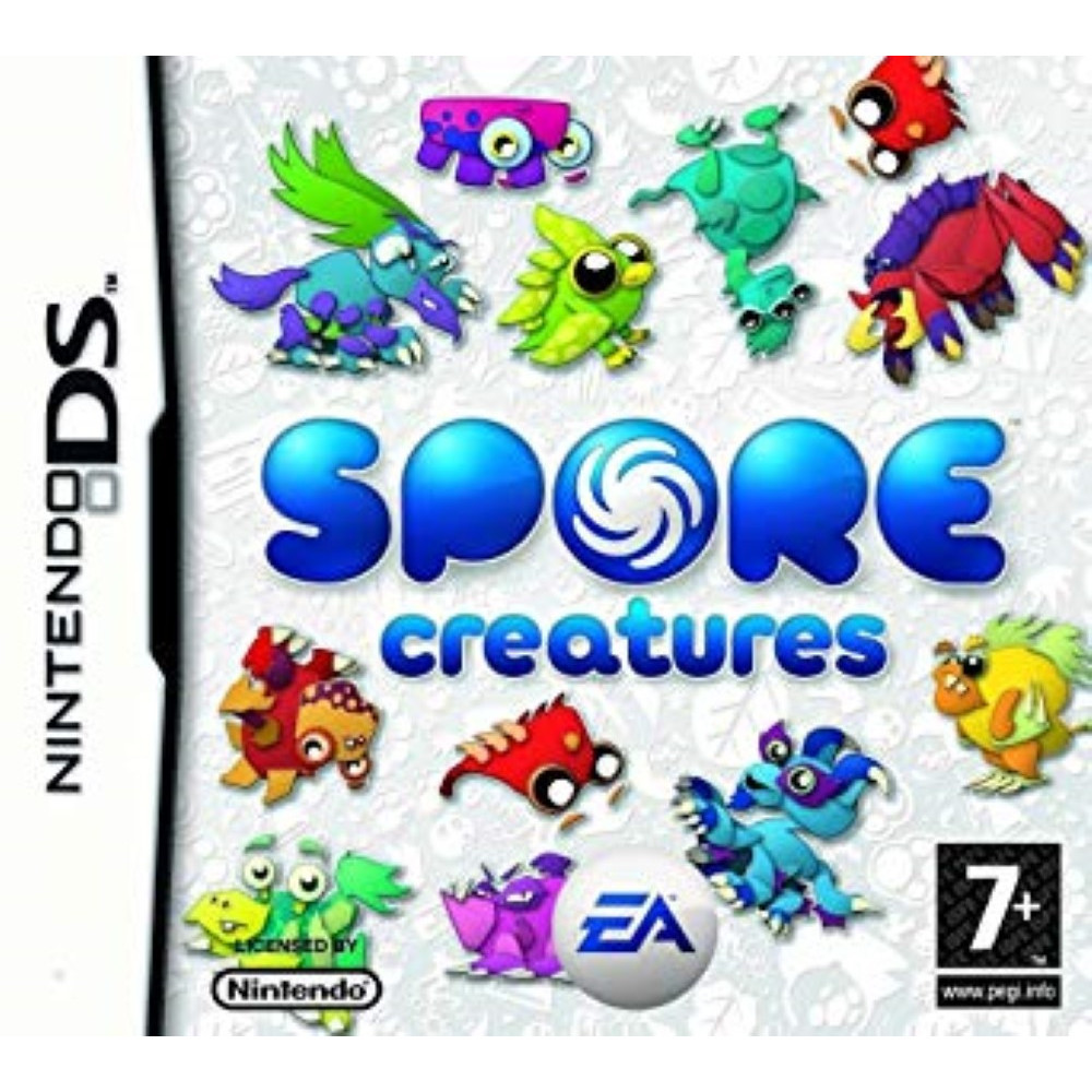 SPORE CREATURES NDS FR OCCASION