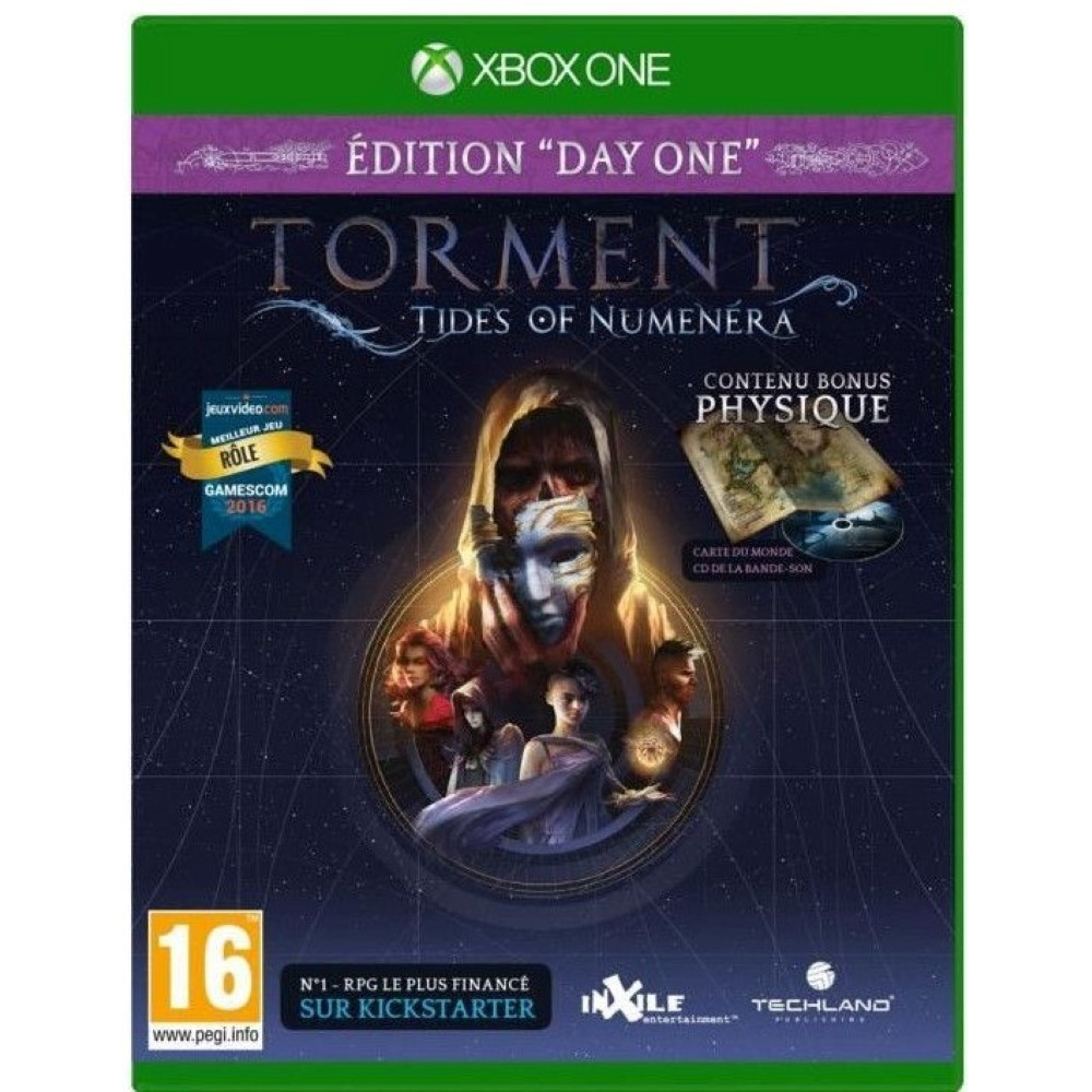 TORMENT TIDES OF NUMENERA D ONE XONE FRANCAIS OCCASION