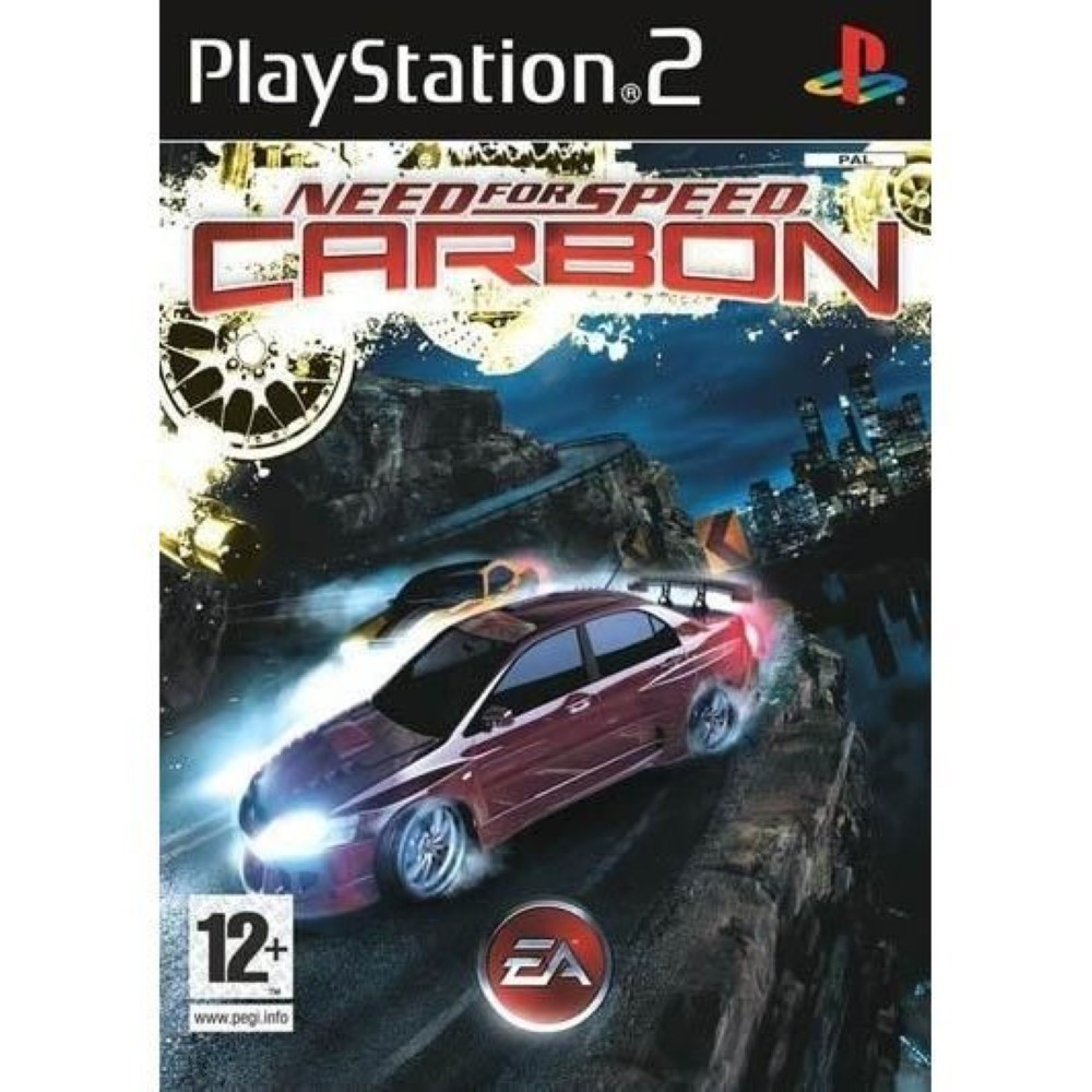 NEED FOR SPEED CARBON PS2 PAL-FR OCCASION