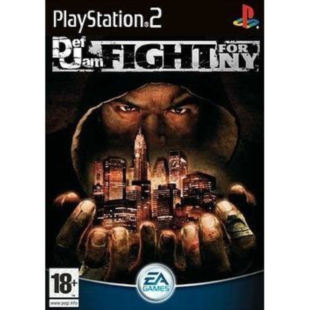 DEF JAM FIGTH FOR NY PS2 PAL-FR OCCASION