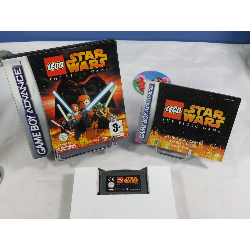 LEGO STAR WARS THE VIDEO GAME GBA EUR OCCASION