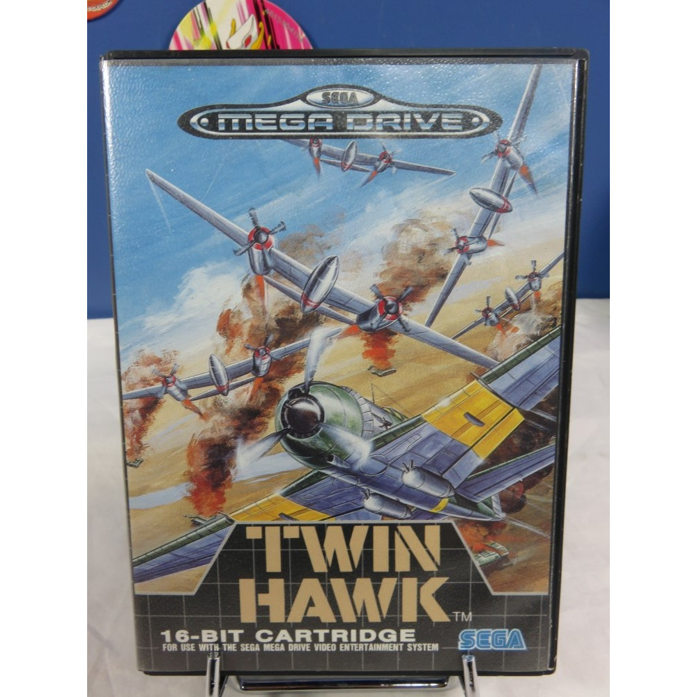 TWIN HAWK MEGADRIVE PAL-EURO OCCASION