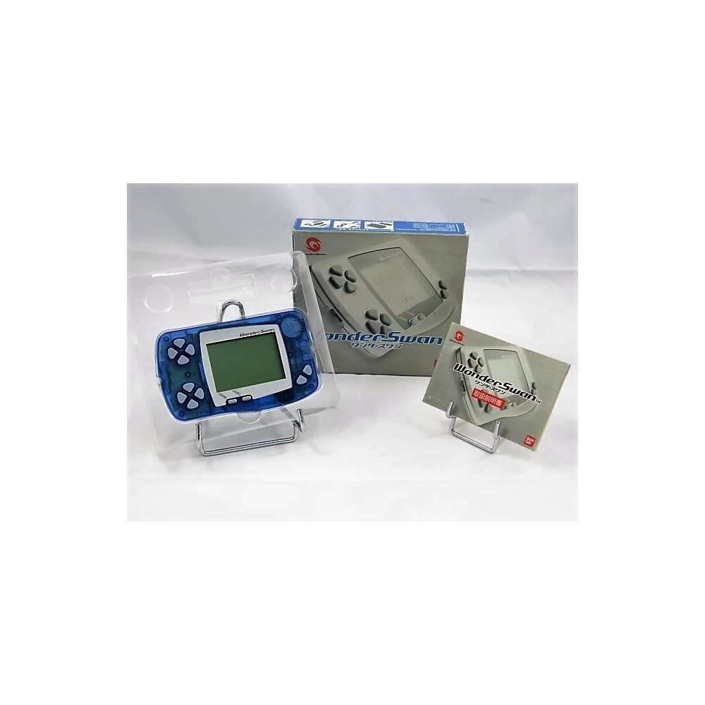 CONSOLE WONDERSWAN SKELETON BLUE JPN OCCASION