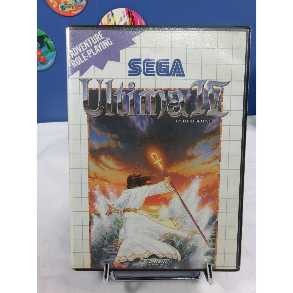 ULTIMA IV MASTER SYSTEM PAL-EURO OCCASION