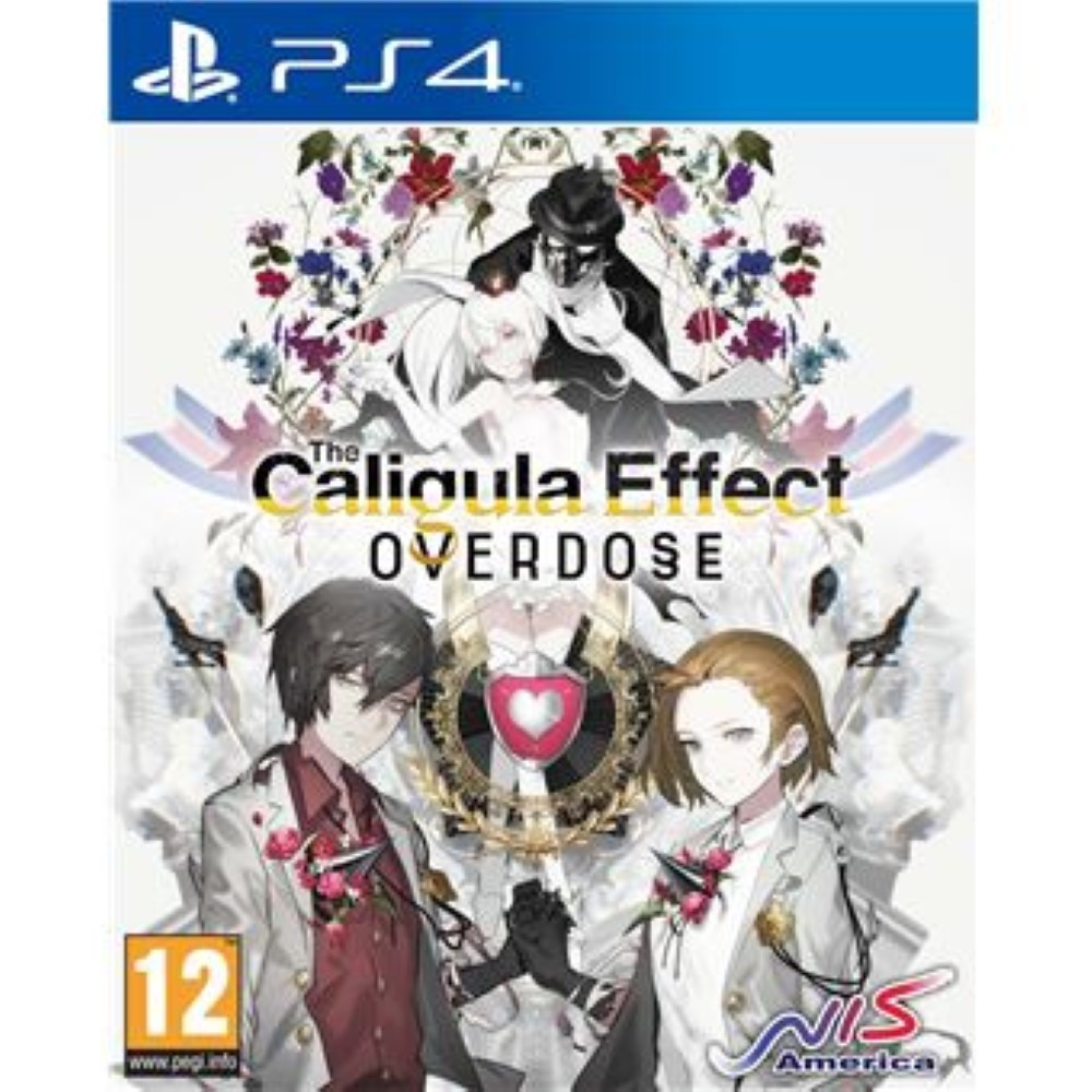 THE CALIGULE EFFECT OVERDOSE PS4 UK NEW